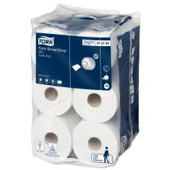 Lotus Professional SmartOne Mini Toilet Rolls Janitorial Supplies