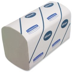 Kleenex Ultra Hand Towels Interfolded White Janitorial Supplies