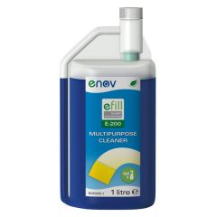 eFill E-200 Concentrated Multipurpose Cleaner Janitorial Supplies