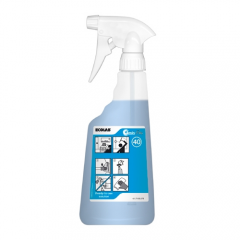 Ecolab Oasis Pro 40 Trigger Bottles 650ml Janitorial Supplies