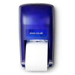 Bay West 2 Roll Vertical Dispenser Blue Janitorial Supplies