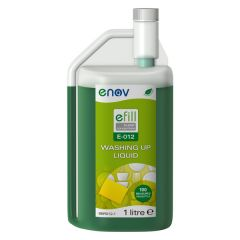 eFill E-012 Concentrated Washing Up Liquid Janitorial Supplies