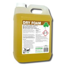 Clover Dry Foam Carpet Shampoo Janitorial Supplies