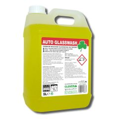 Clover Auto Glasswash 5 Litre Janitorial Supplies