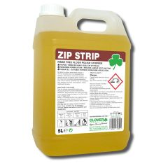 Clover Zip Strip Rinse-Free Floor Stripper Janitorial Supplies