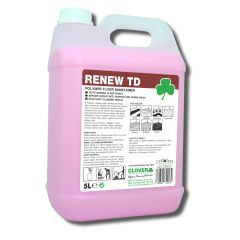 Clover Renew TD Polymer Floor Maintainer Janitorial Supplies