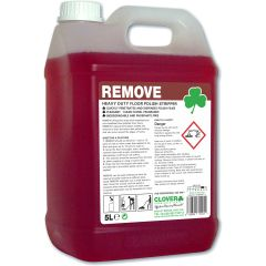 Clover Remove Floor Polish Stripper Janitorial Supplies