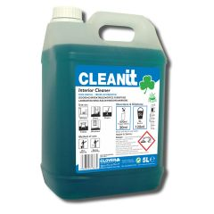 Clover Cleanit Interior Cleaner Janitorial Supplies