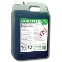 Clover Ultrafresh Cleaner Disinfectant Janitorial Supplies