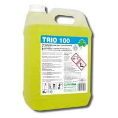Clover Trio 100 Sanitiser Concentrate Janitorial Supplies