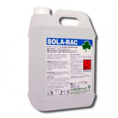Clover Sola-Bac Heavy Duty Bactericidal Cleaner Janitorial Supplies