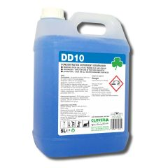 Clover DD10 Concentrated Detergent Degreaser Janitorial Supplies