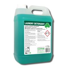 Clover Liquid Laundry Detergent Janitorial Supplies