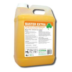Clover Buster Extra Citrus Beaded Hand Cleaner Janitorial Supplies