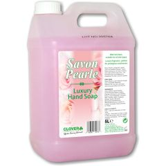 Clover Savon Pearle Luxury Hand Soap Janitorial Supplies