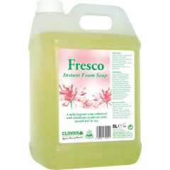 Clover Fresco Instant Foaming Hand Soap Janitorial Supplies