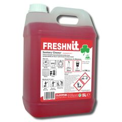 Clover FreshnIT Perfumed Sanitary Cleaner Janitorial Supplies