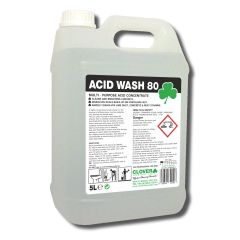 Clover Acid Wash 80 Extra Strength Acidic Cleaner Janitorial Supplies