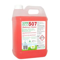 Clover Eco 507 Washroom Cleaner Janitorial Supplies