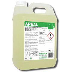 Clover Apeal Daily Washroom Cleaner Janitorial Supplies