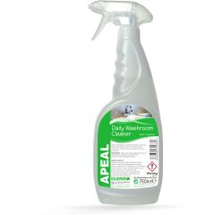 Clover Apeal Daily Washroom Cleaner RTU Janitorial Supplies