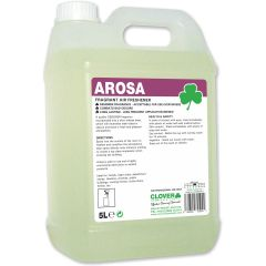 Clover Arosa Fragrant Air freshener Janitorial Supplies