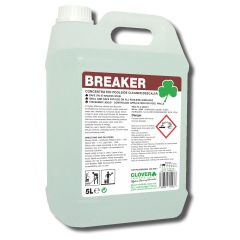 Clover Breaker Concentrated Cleaner Descaler Janitorial Supplies