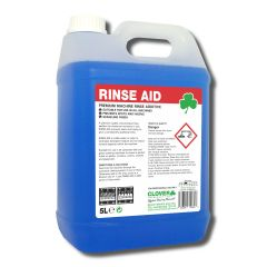 Clover Rinse Aid Premium Rinse Aid Additive Janitorial Supplies