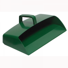 Dustpan Semi-enclosed Green Janitorial Supplies