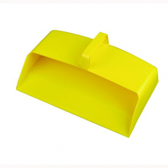 Dustpan Semi-enclosed Yellow Janitorial Supplies