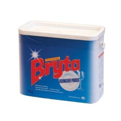 Bryta Professional Dishwasher Powder Janitorial Supplies