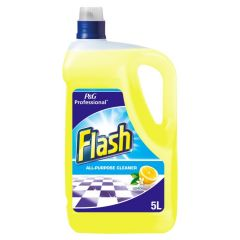 Flash All Purpose Cleaner Lemon Janitorial Supplies