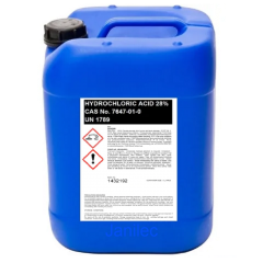 Hydrochloric Acid 28% Janitorial Supplies
