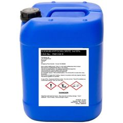 Sodium Hypochlorite 15% Janitorial Supplies