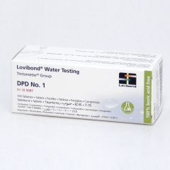 Lovibond DPD1 Standard Test Tube Tabs Janitorial Supplies