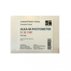 Lovibond Alka M Photometer Tablets Reagents Janitorial Supplies