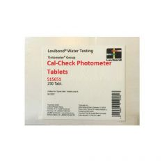 Lovibond Cal-Check Photomoter Tablets Reagents Janitorial Supplies