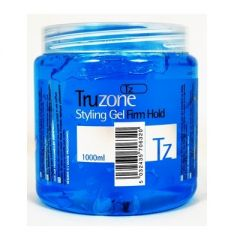 Truzone Styling Gel Firm Hold Blue Janitorial Supplies