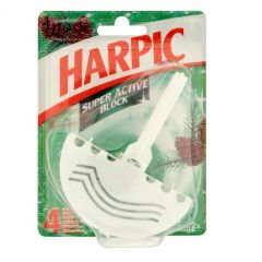 Harpic Super Active Rim Block Janitorial Supplies