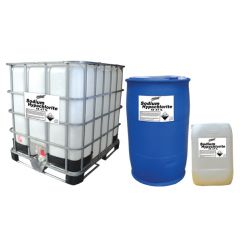 Sodium Hypochlorite & Pump Over Service Janitorial Supplies