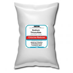 Sodium Thiosulphate Chlorine Reducer Janitorial Supplies