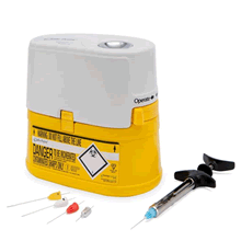 SafePoint Sharps System Unit - 2 Services Janitorial Supplies