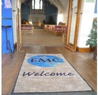 Mat Rental Custom Logo 85 x300cm - 26 Services Janitorial Supplies