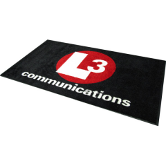 Mat Rental Custom Logo 150 x250cm - 12 Services Janitorial Supplies