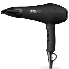 BaByliss PRO GT Ionic Hairdryer 2000w Black Janitorial Supplies