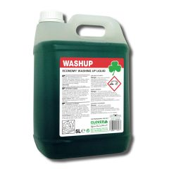 Clover Wash Up Economy Washing Up Liquid Janitorial Supplies