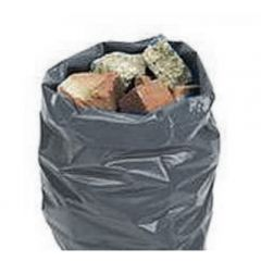 Extra Thick Dark Grey Rubble Sack Janitorial Supplies