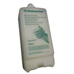 Kimberly-Clark Natural Hand Cleanser 1 Litre Janitorial Supplies