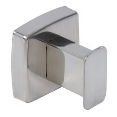 Robe Hook Polished Stainless Steel Janitorial Supplies