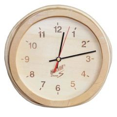 Harvia Sauna Clock Outside Cabin Janitorial Supplies
